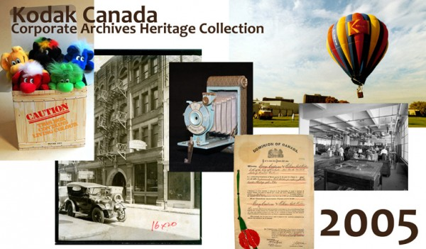 Kodak Canada Heritage Collection