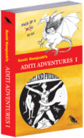 Aditi Adventures I Unlikely Friends cover image for the set