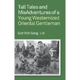 Tall Tales and Misadventures of a Young Wog book cover