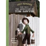 Cozy Classics The Adventures of Tom Sawyer book cover