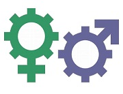 Gender and Work Database logo